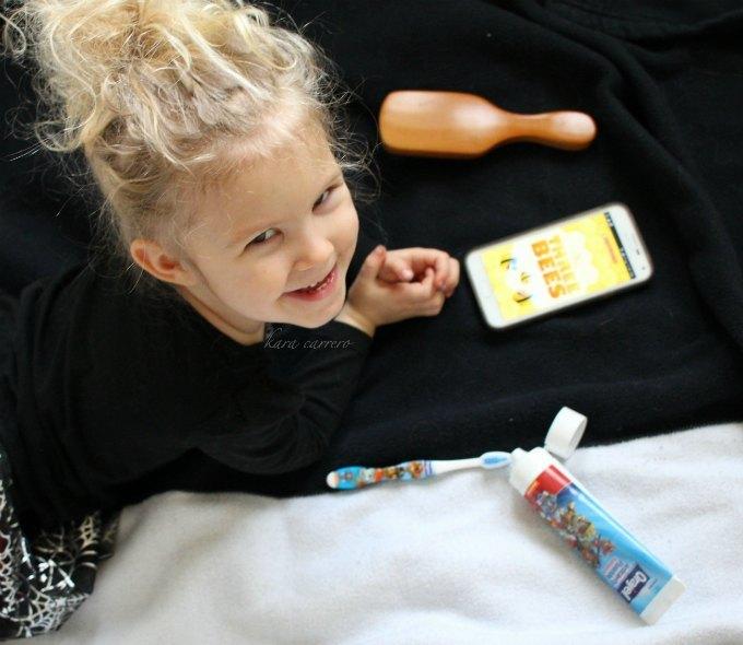 bedtime routine for preschooler