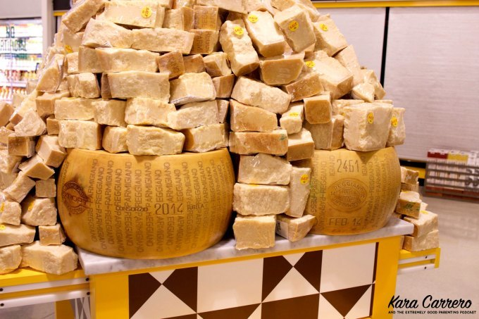 cheese counter at whole foods market