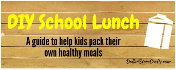 DIY School Lunch: Help Kids Pack Healthy Meals