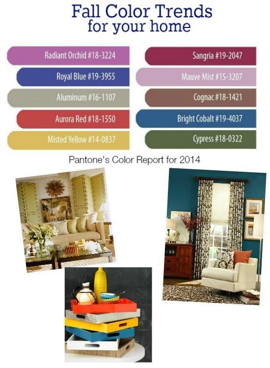 fall decorating color trends for your home hoosier homemade