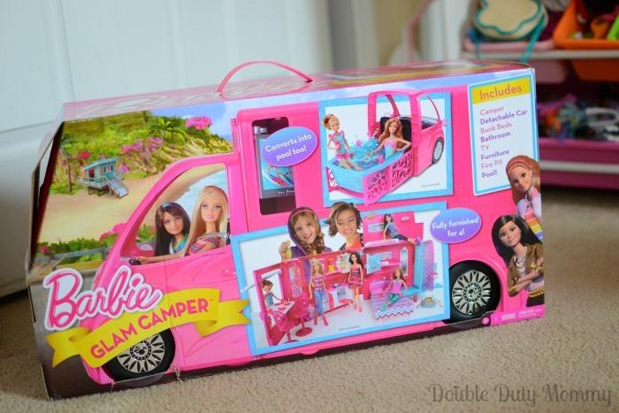 Walmart Toys For Girls Birthdays : Barbie birthday surprise double duty mommy
