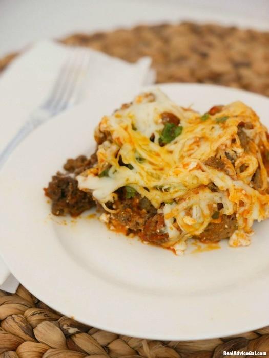 bertolli lasagna