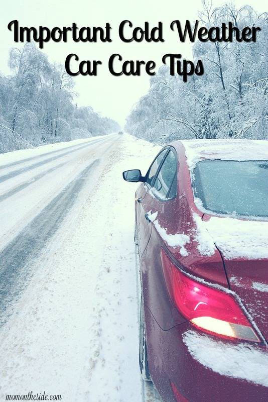 Important Cold Weather Car Care Tips