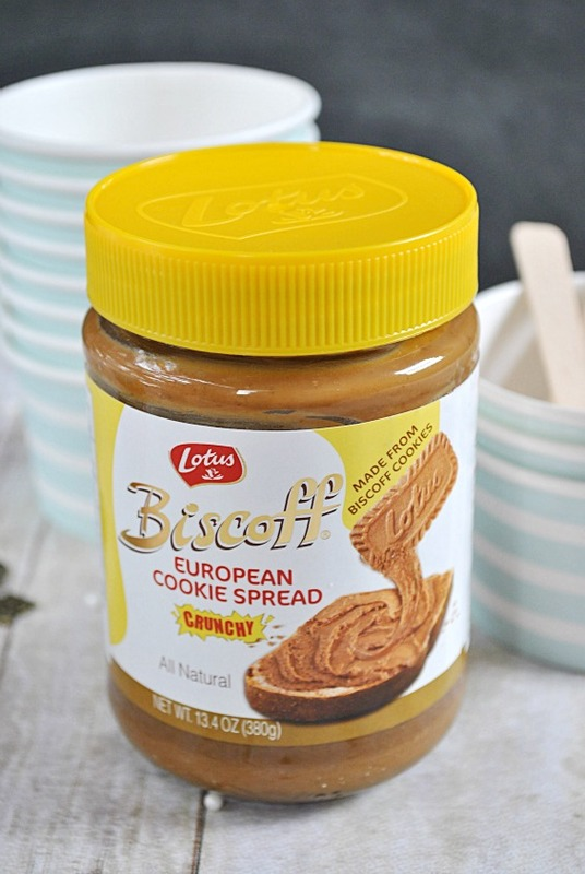Biscoff is actually amazing all on its own. It needs no chocolate ...