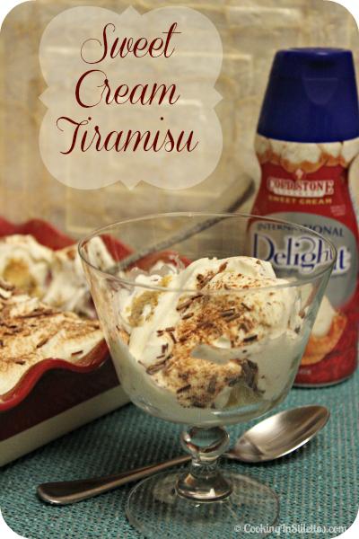 Sweet Cream Tiramisu