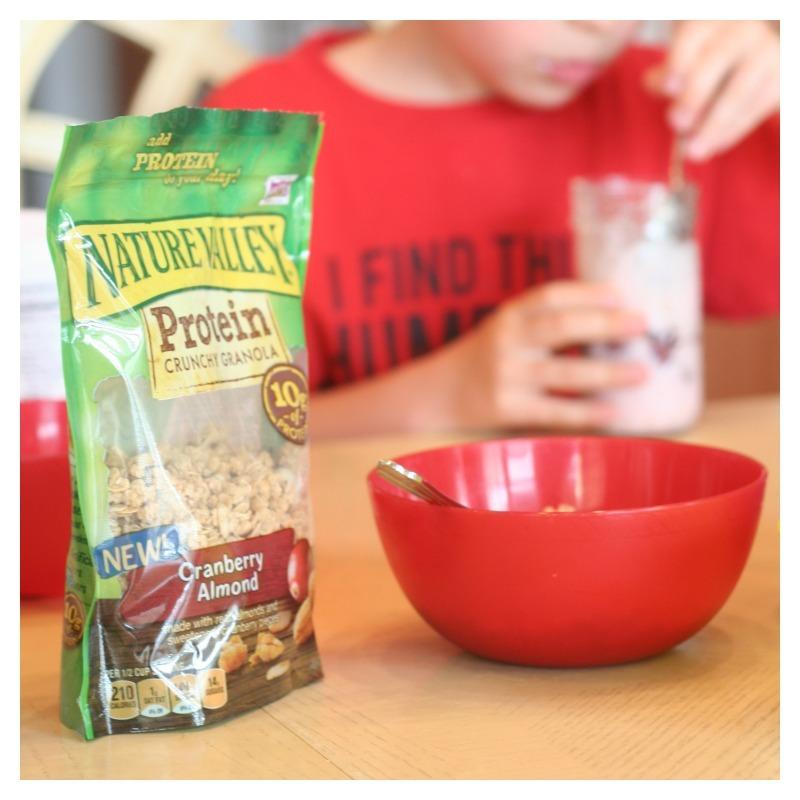 Nature Valley Protein Crunch Granola
