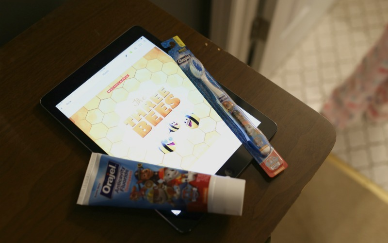 Orajel™ and Scholastic Read2me Program