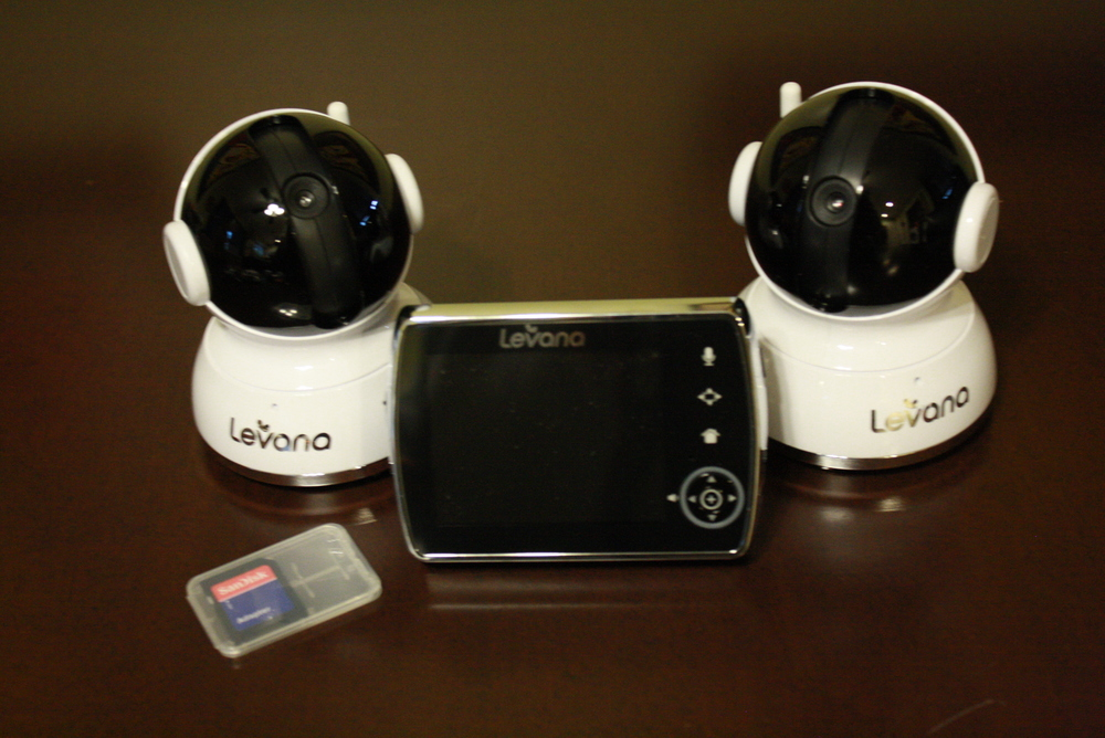 levana baby monitor review giveaway. Black Bedroom Furniture Sets. Home Design Ideas