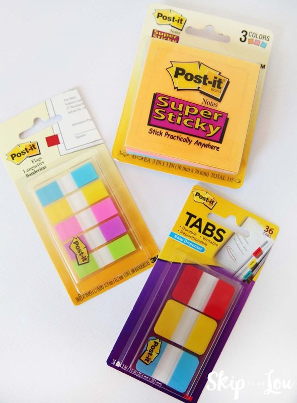 Custom Post-it® Notes