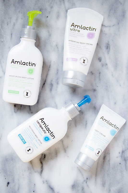 The best products for keratosis pilaris and dry skin