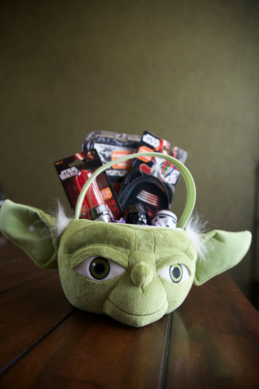 How to Make a Star Wars Easter Basket