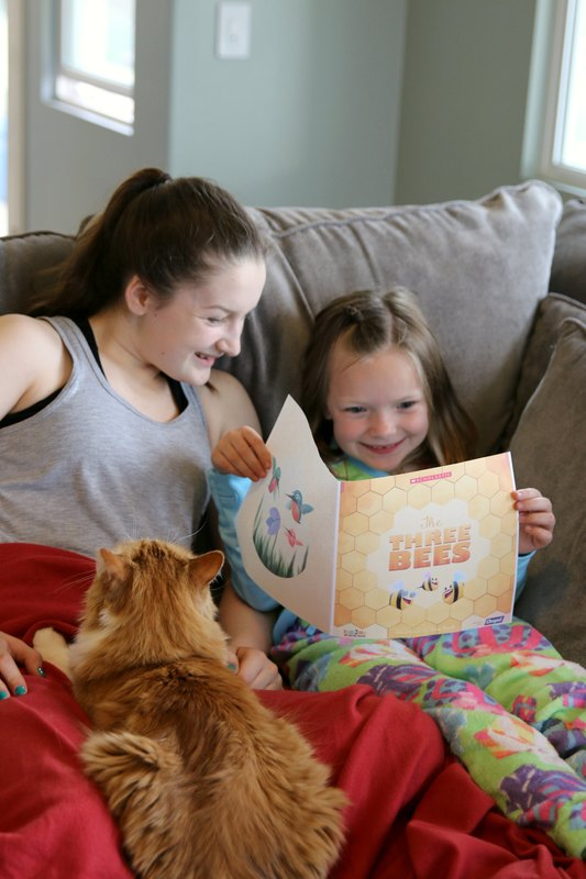 kids bedtime routines