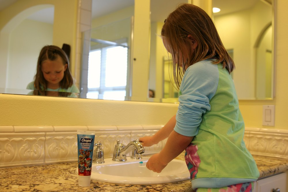 healthy habits for kids at bedtime