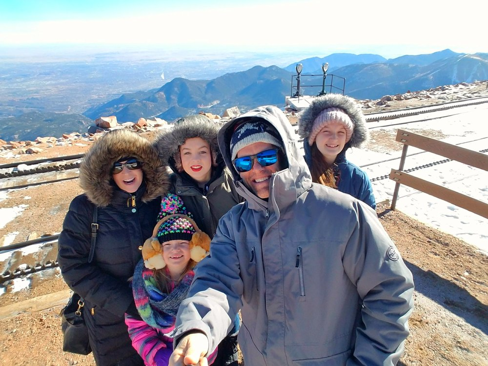 top-of-pikes-peak