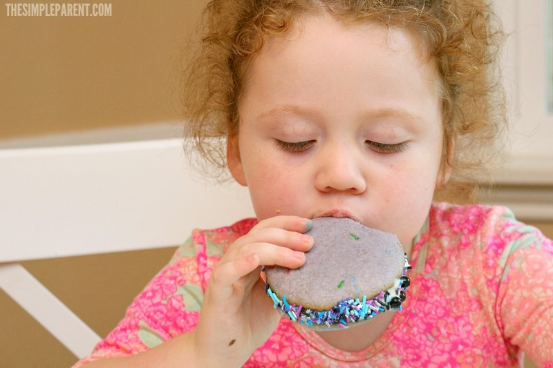 Space theme cookies are easy to make and will be a treat the whole family loves!
