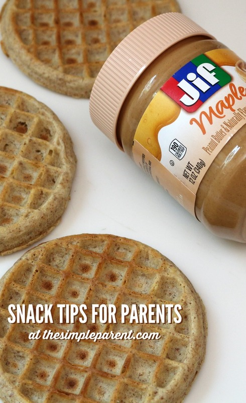 When it comes to snack tips for parents, convenience and great taste are at the top of the list!