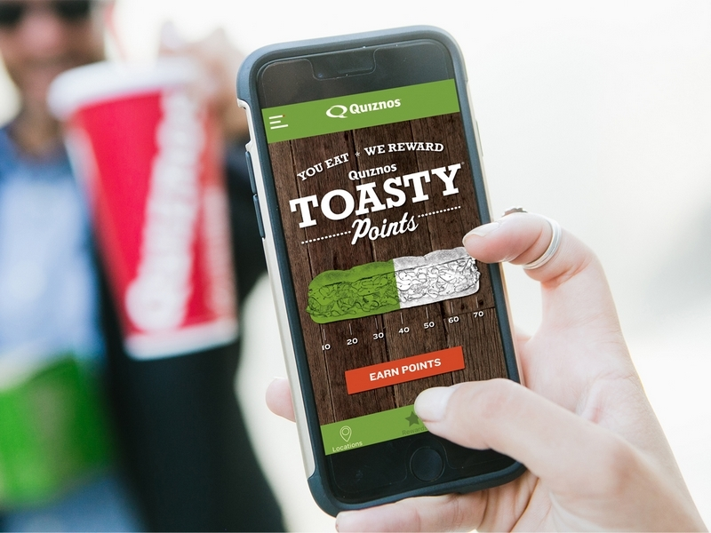 Need an easy family meal idea? Check out how Quiznos can help!