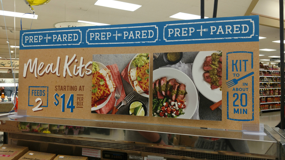 Skip Raiding The Pantry With Kroger's Prep+Pared Meals! | Optimistic Mommy