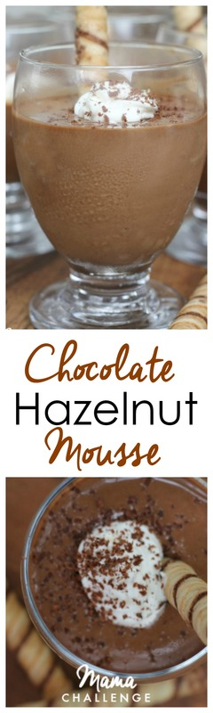 Chocolate Hazelnut Mousse Recipe