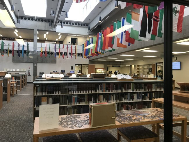 Biblioteca de Richland College