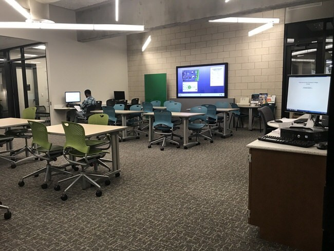 Richland College's STEM Lab