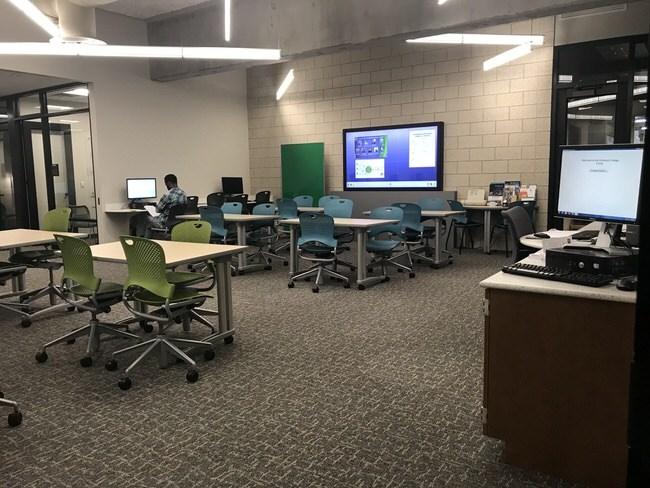 Richland College's STEM Lab