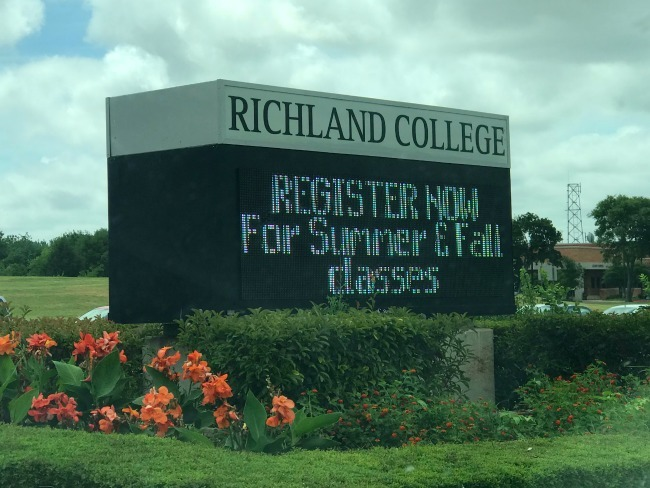 Richland College Admission