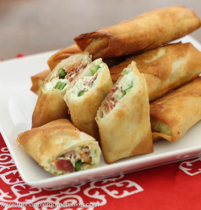 Bacon Jalapeño Popper Eggrolls-5