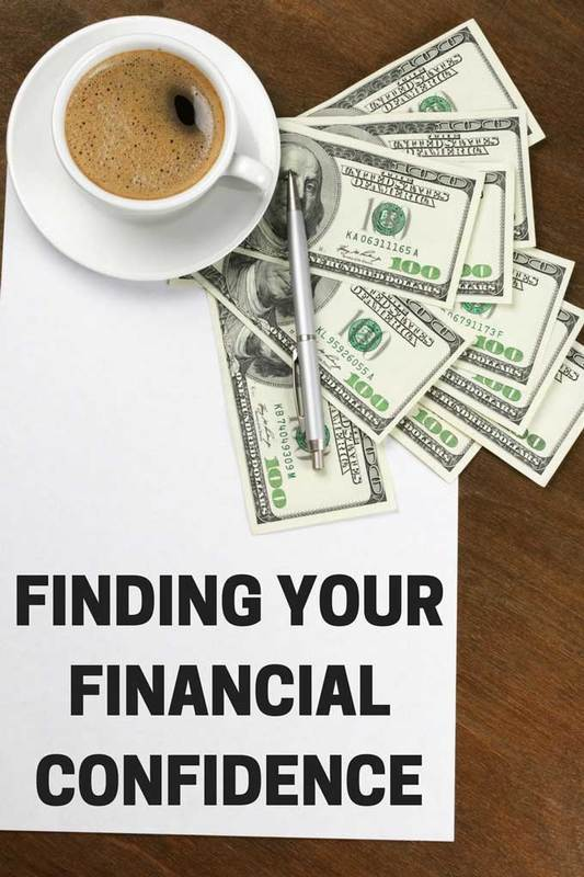 Finding Financial Confidence