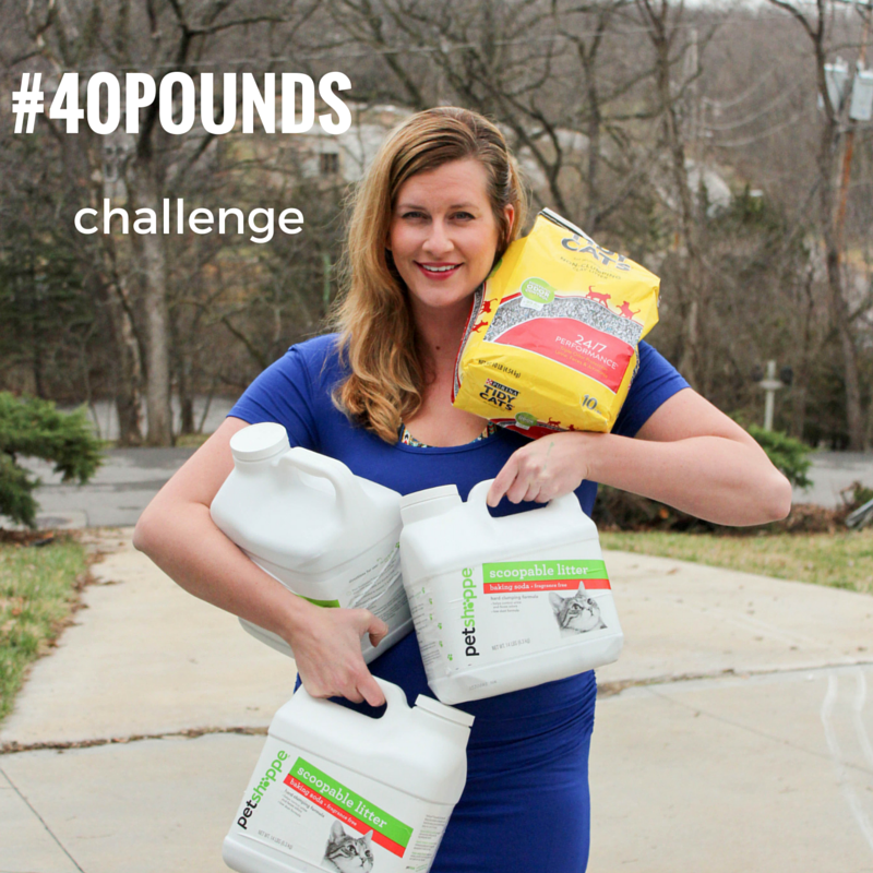 #40Pounds