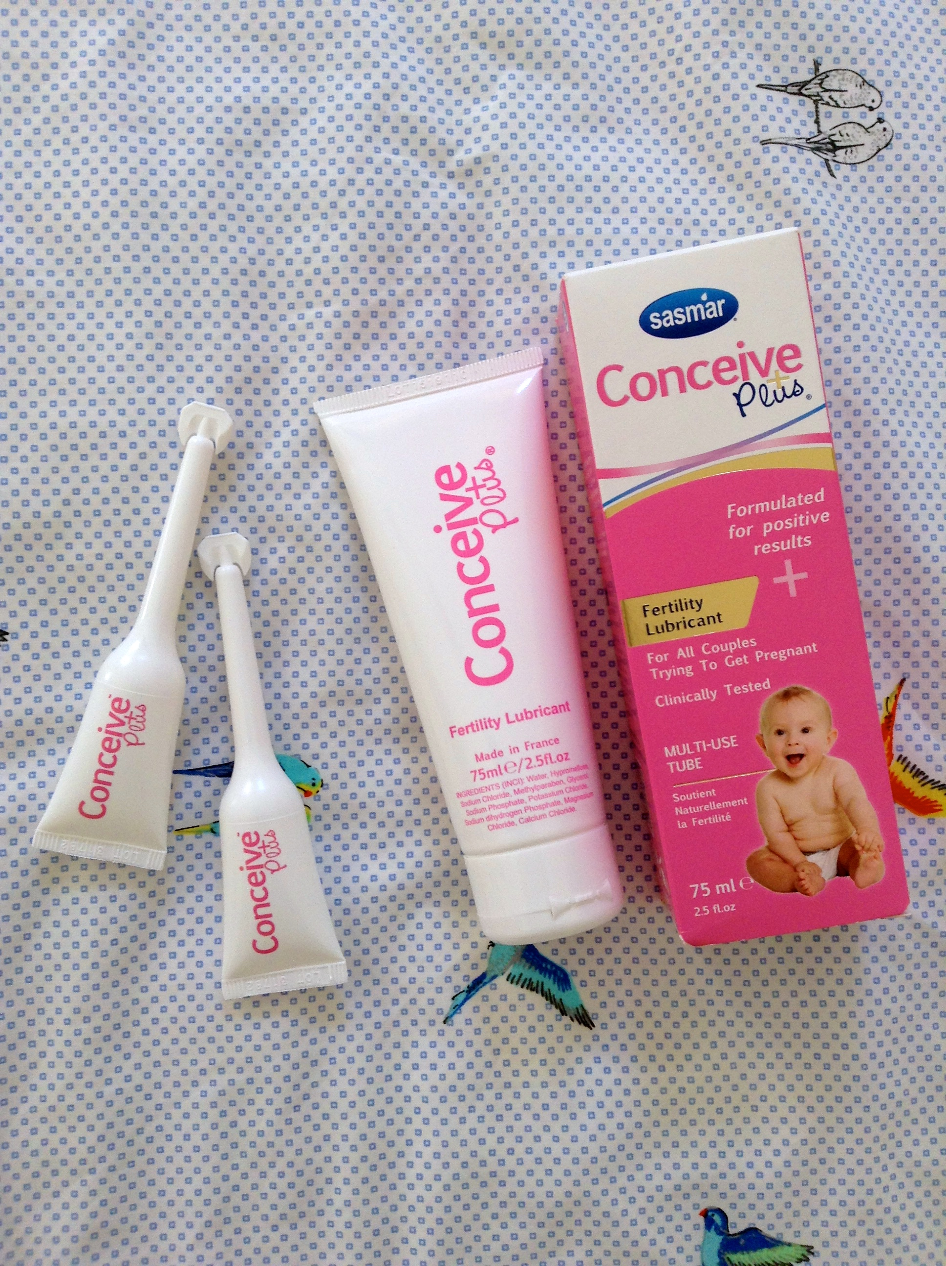Increase Your Chance of Pregnancy with Conceive Plus®