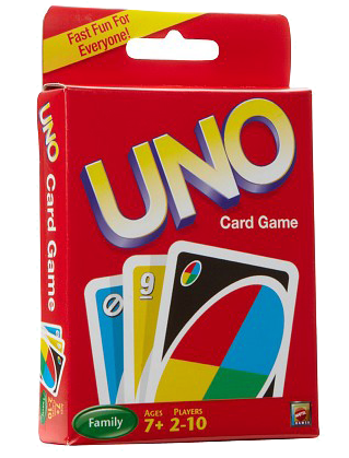 Uno from walgreens