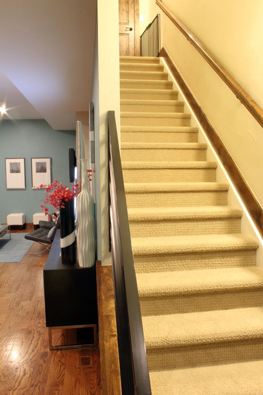 Decorating With Style Wood Stairs Would You Blue I