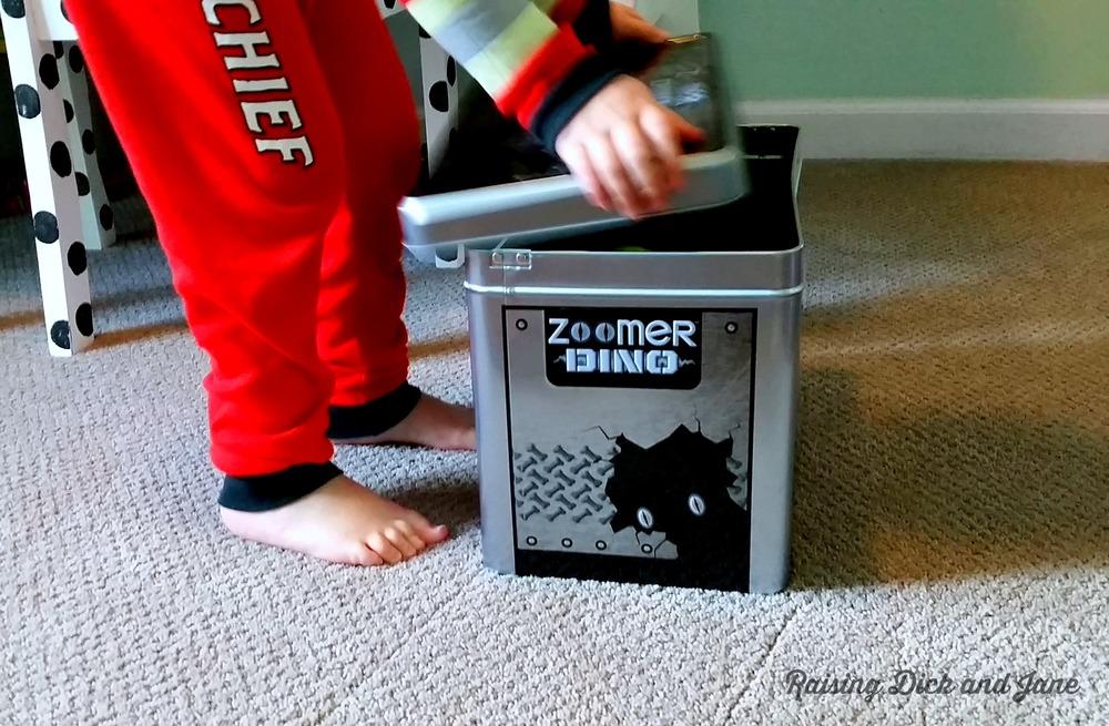 Raising dick and jane meet zoomer dino ad zoomerdino