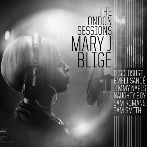 Mary J. Blige Is Still In The Game With #TheLondonSessions