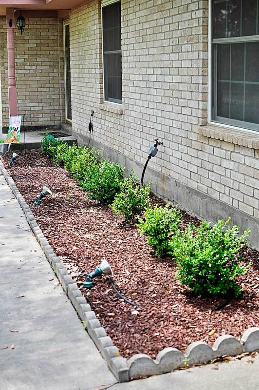 Monica Wants It: A Lifestyle Blog: Diy Landscaping For Newbies