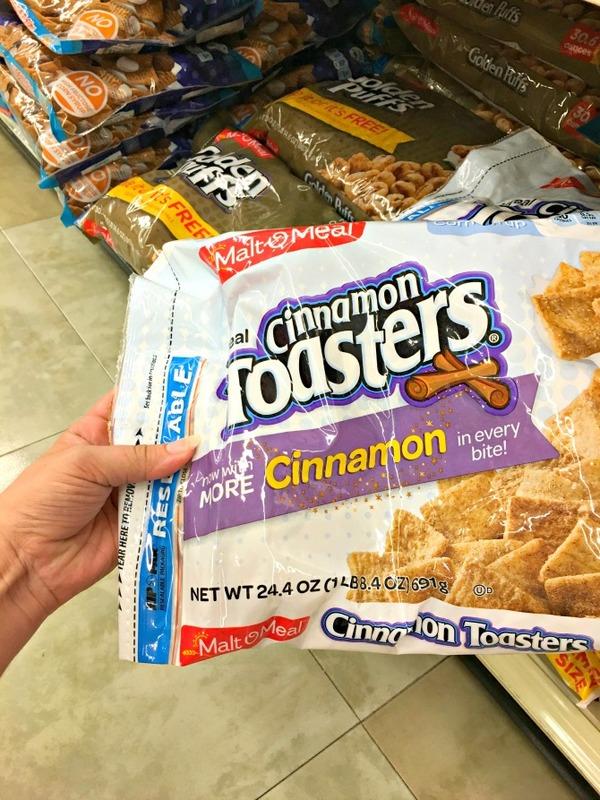 Cinnamon Toasters Cinnamon