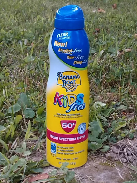 Banana Boat Sunscreen SPF 50