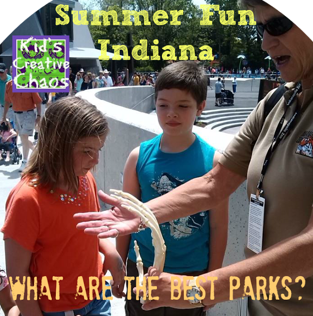 Best Park in Indiana for Kids