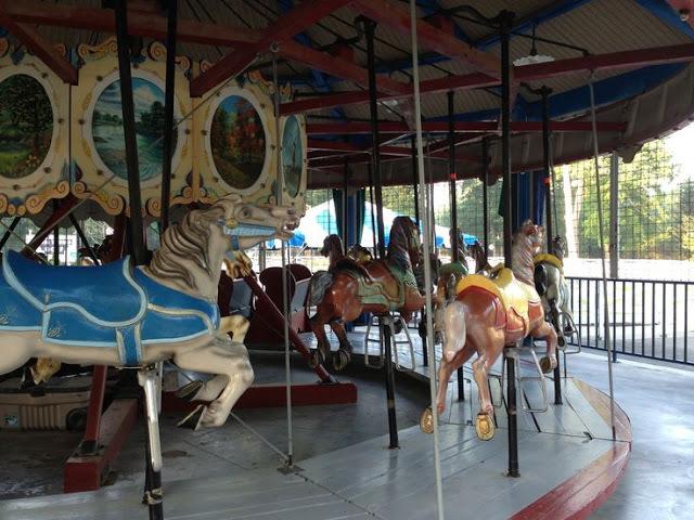 Noblesville Forest Park Carousel