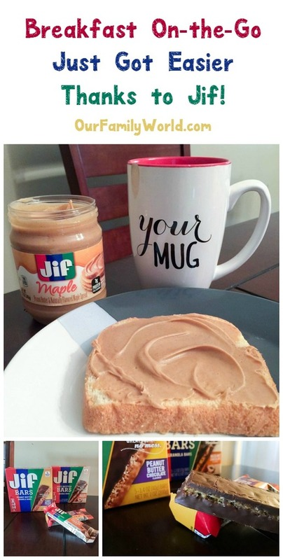 Your busy morning just got easier and tastier, thanks to Jif Bars & Jif Flavored Spreads! Check them out, plus see how you can save money on them!