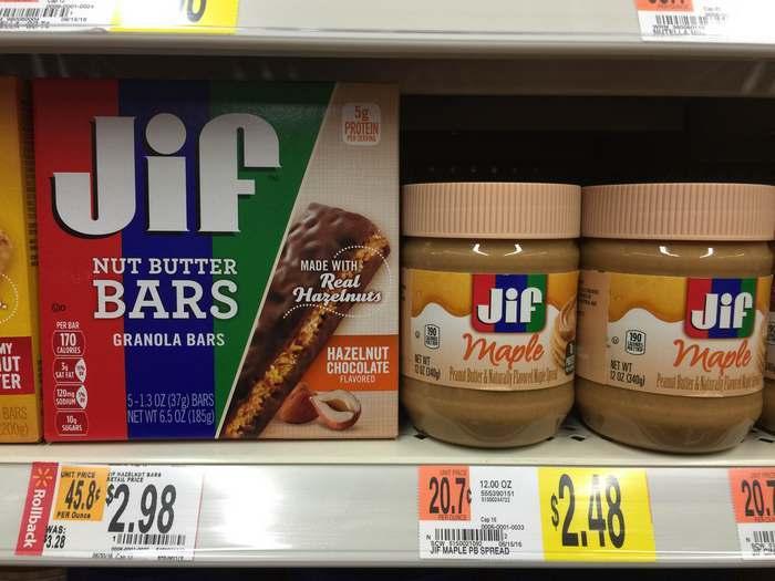 Jif In Store Photo