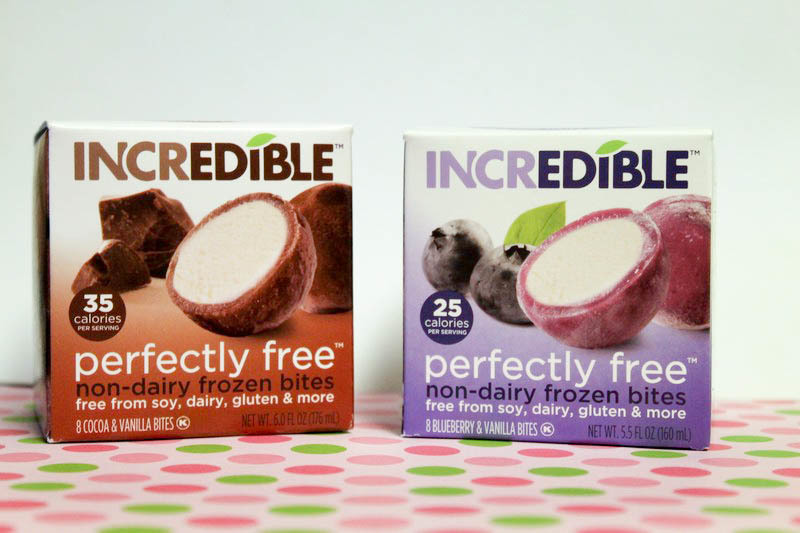 Are you looking for a delicious frozen dessert that's allergen-free and won't wreck your diet? Perfectly Free™ frozen dessert bites are oh-so-yummy AND free of eight major allergens!