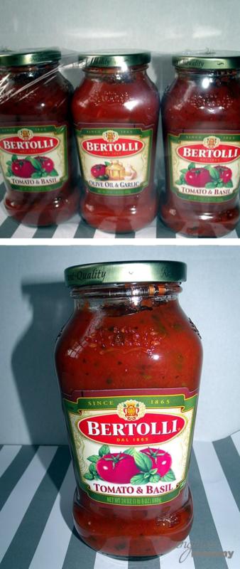 Bertolli® Pasta Sauce Bottles