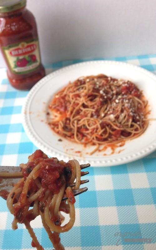 Tuscan Inspired Pasta