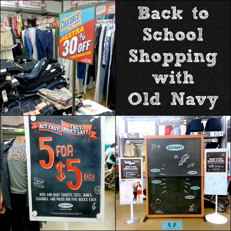 Shop the collection of back to school sale at Old Navy. Our back to school deals will be your favorite this season.