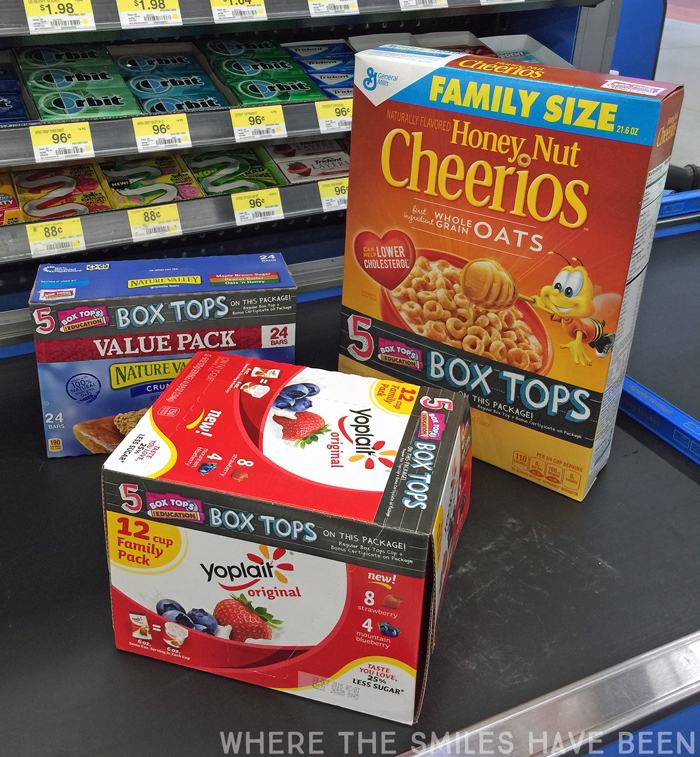 A Rookie Box Tops for Education User's Guide! | Where The Smiles Have Been