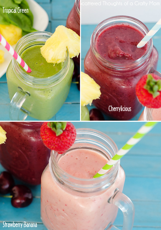 smoothie ideas under 150 calories