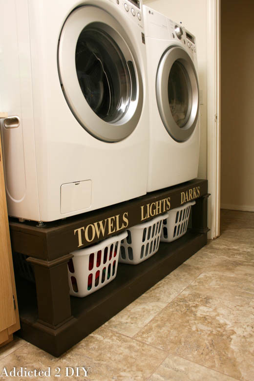 10 Storage Ideas For Small Laundry Rooms Scattered Thoughts Of A