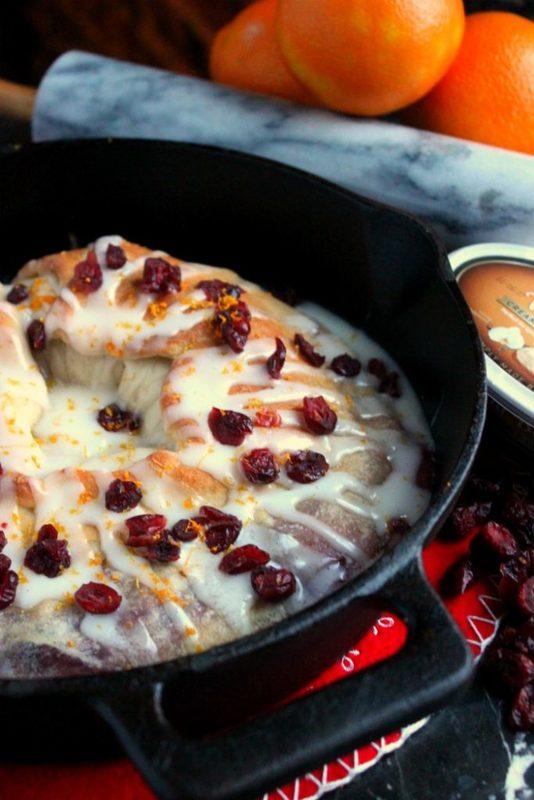 Vanilla Cranberry Bread